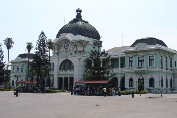 CFM Railway Station, Maputo