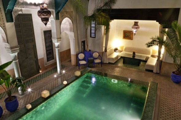 10 per cent off an exotic tour of Marrakech