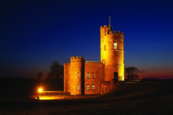 15 per cent off a castle stay in Devon