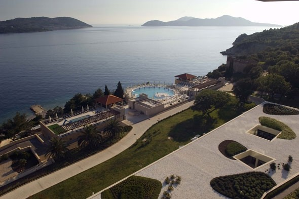 Free spa and fitness entry at a beachside hotel in Croatia