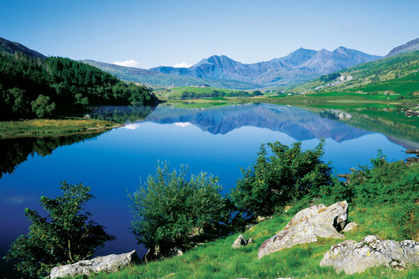 Britain's answer: Snowdonia National Park, Wales
