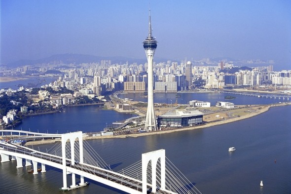 Attempt the world's highest bungee jump in China