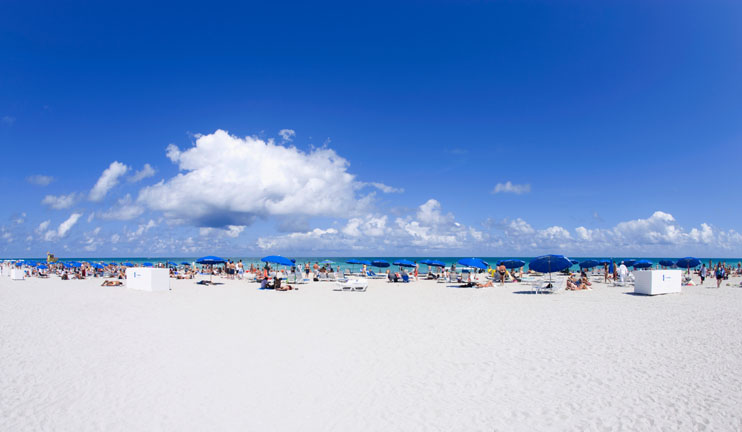 9. Miami Beach, Florida
