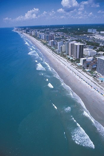 11. Myrtle Beach, South Carolina, USA