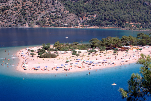 1. Olu Deniz, Turkey