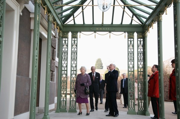 Kensington Palace reopens to public after £12m refurbishment