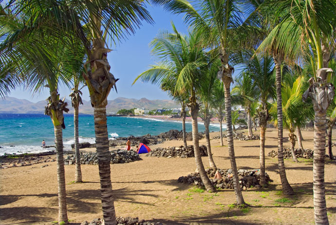 10. Puerto Del Carmen, Lanzarote, Canary Islands