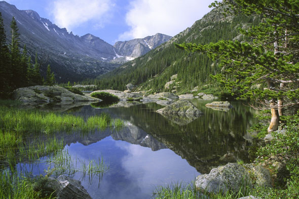 American wonder: Rocky Mountains, Montana
