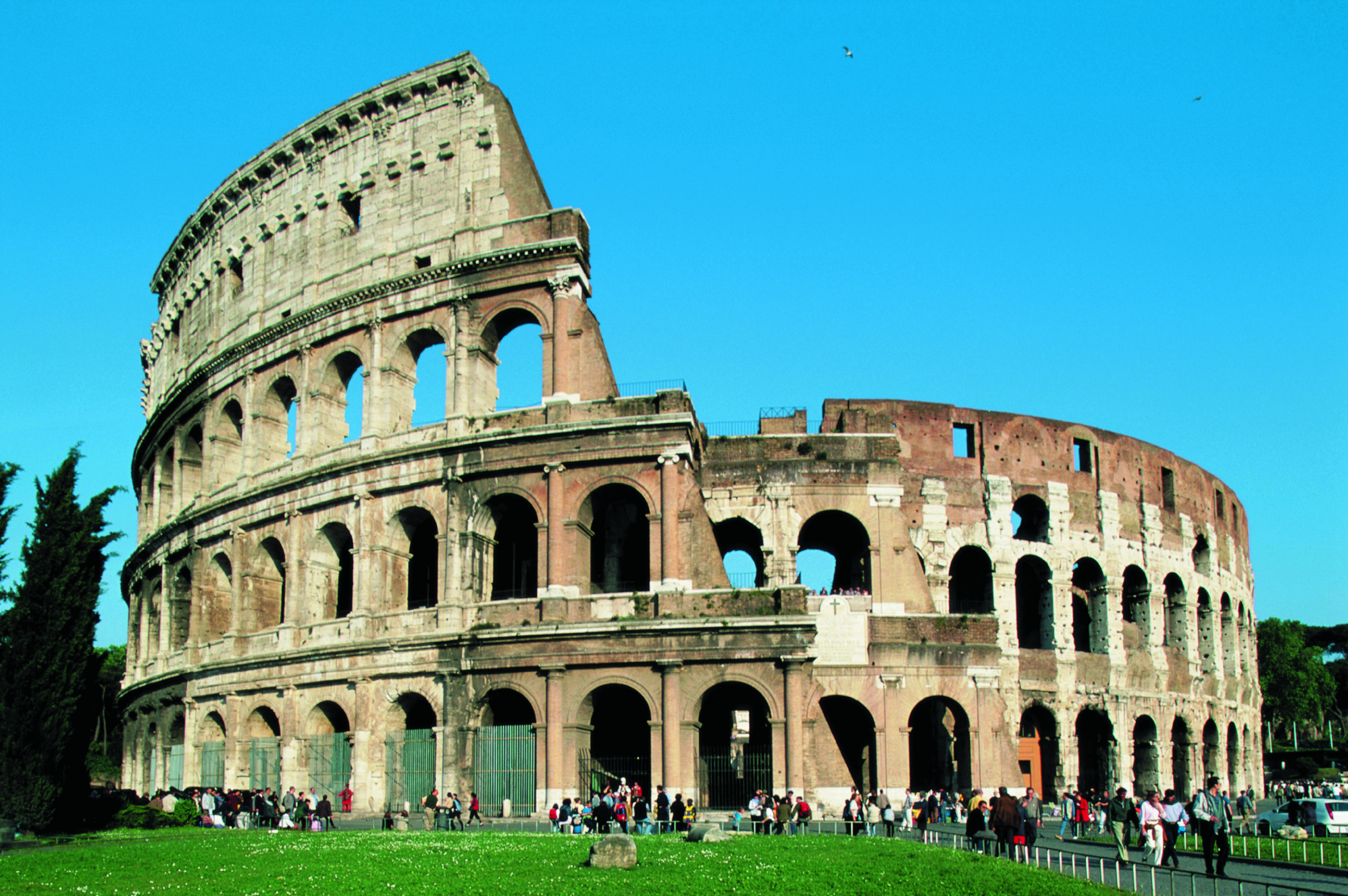 See the wonders of Rome