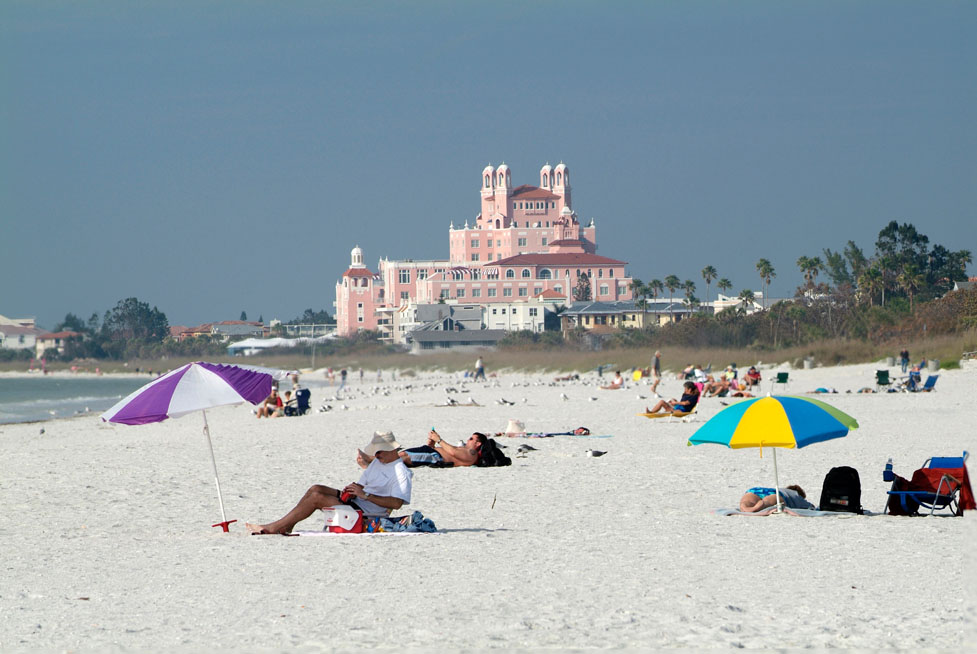 5. St Pete Beach, Florida
