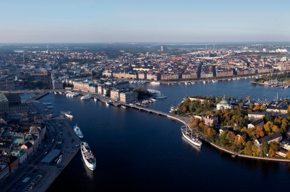 See the delights of Stockholm and save £240