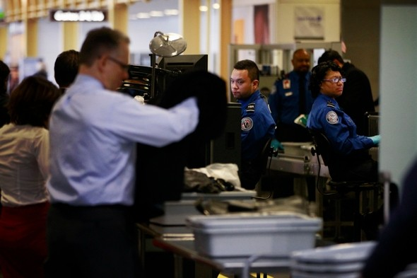 TSA eases security checks on the over-75s