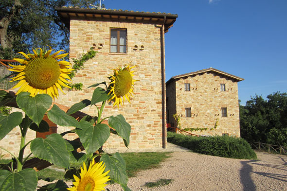 Agriturismo Ramuse, Marche