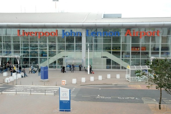 'Laser louts' attack 100 planes in Liverpool in last year
