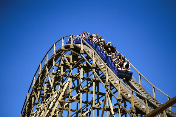 Balder, Liseberg Amusement Park, Sweden