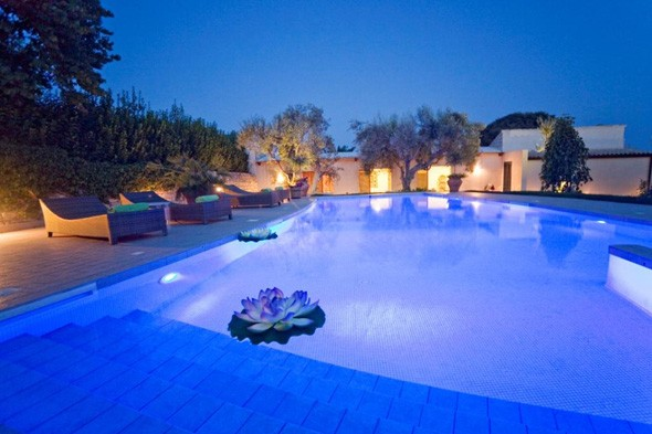 Take three: Sicily villas with pools