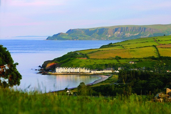 Cushendun, County Antrim, Northern Ireland