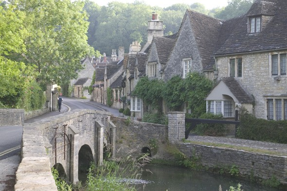 The Most Beautiful Villages In England And Britain Aol Travel Uk