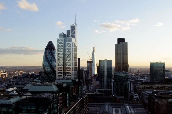 Super-rich name London the most impressive city in the world