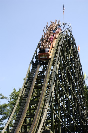 The Phoenix, Knoebels, Pennsylvania