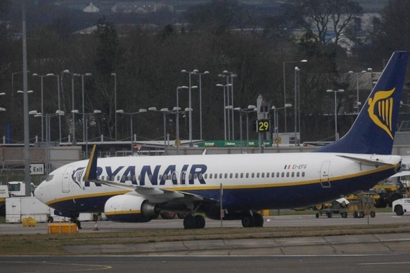 'Mayday, mayday': Ryanair pilot makes emergency landing, three people hospitalised