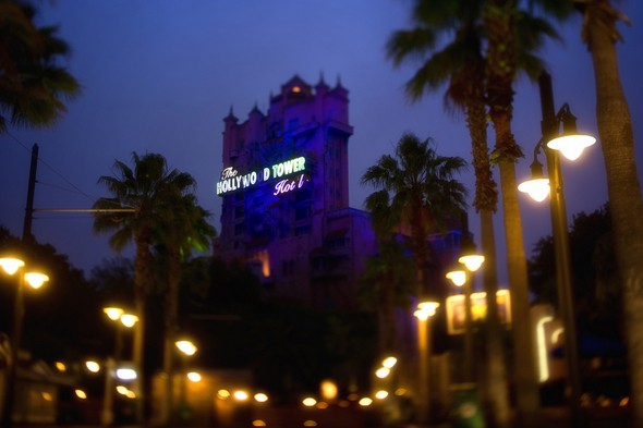 Tower of Terror, Disney's Hollywood Studios