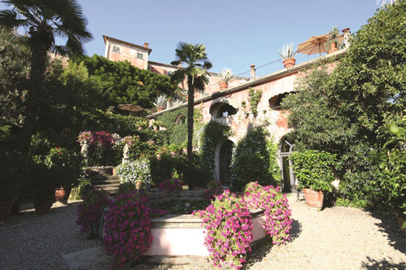 Villa Sermolli, Tuscany