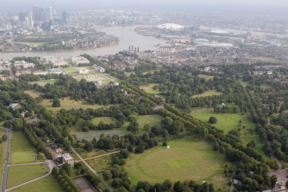 Win a two-night break in beautiful Greenwich, London!