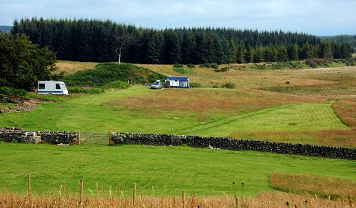 Balloch O'Dee Campsite and Trekking Centre, Dumfries and Galloway