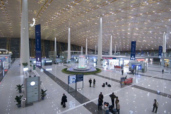 5. Beijing Capital International Airport