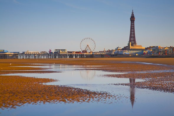 Blackpool Tower, Lancashire