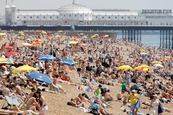 The new Amsterdam? Turn Brighton into 'dope destination', says councillor