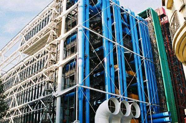 Centre Pompidou, France