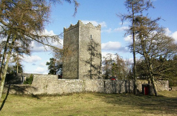 County Meath Castle, Oldcastle, Ireland