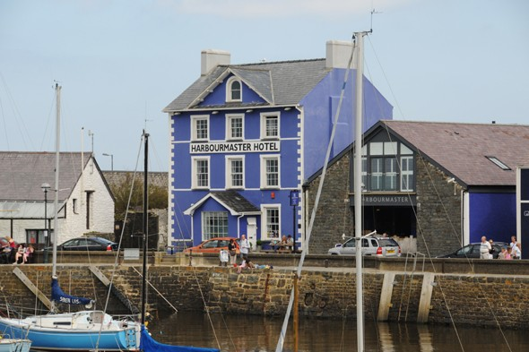 Harbourmaster, Aberaeron