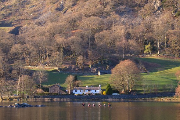 Go wild swimming in the Lake District