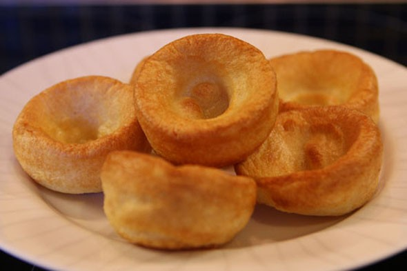 Yorkshire pudding - Yorkshire