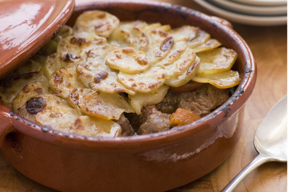 Lancashire hotpot - Lancashire