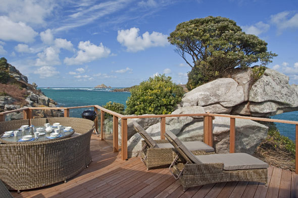 Sea Garden Cottages, Isles of Scilly