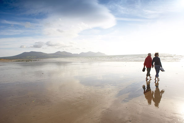 Best for rambling: Dinas Dinlle, Llyn Peninsula