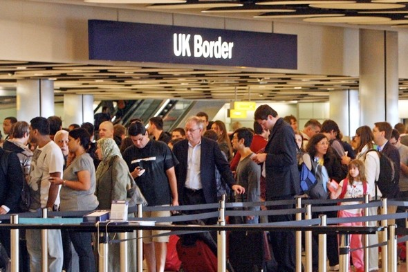 Heathrow offering wealthy travellers VIP 'queue-jumping' immigration service