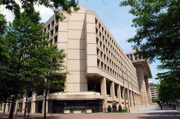 J. Edgar Hoover Building, Washington
