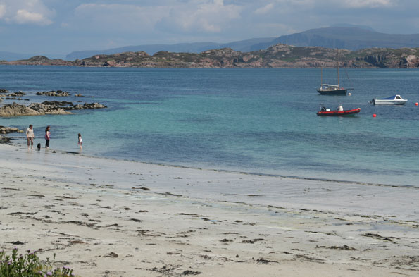 Iona Campsite, Isle of Iona