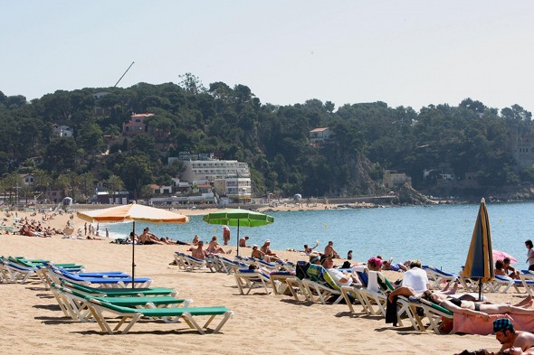 British man found dead in Spanish resort