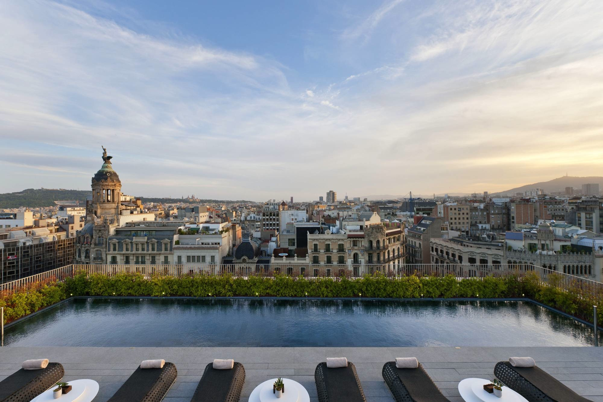 The Mandarin Oriental, Barcelona, Spain