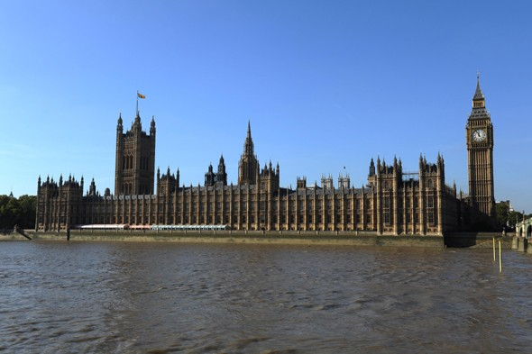 Take a tour of the Houses of Parliament