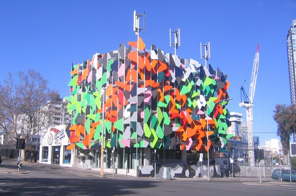The Pixel Building, Melbourne