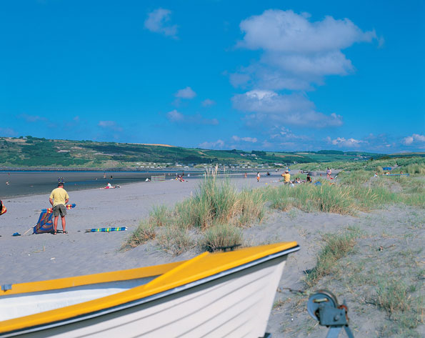 Best for exploring the coastal path: Poppit Sands, Cardigan Bay