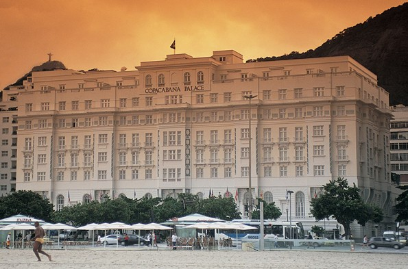Copacabana Palace, Rio de Janeiro, Brazil