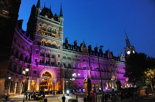 St Pancras Renaissance Hotel, London